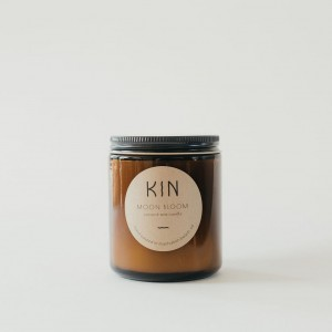 Moon Bloom Candle