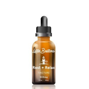 Rest & Relax Tincture
